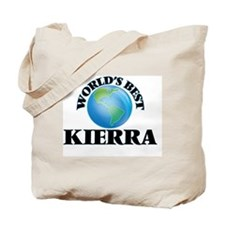 World's Best Kierra Tote Bag