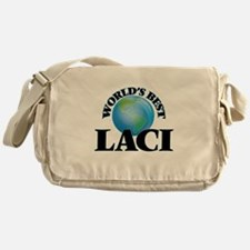 World's Best Laci Messenger Bag