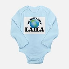 World's Best Laila Body Suit