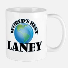 World's Best Laney Mugs