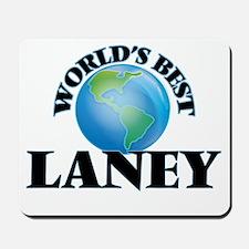 World's Best Laney Mousepad