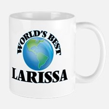 World's Best Larissa Mugs