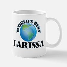 World's Best Larissa Mugs