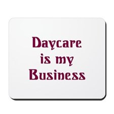 Daycare Teacher Mousepad