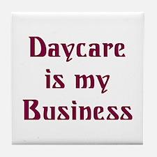 Daycare Teacher Tile Coaster