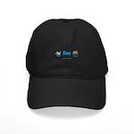 SHALOM AHAVA Black Cap
