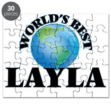 World's Best Layla Puzzle
