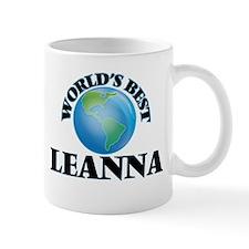 World's Best Leanna Mugs