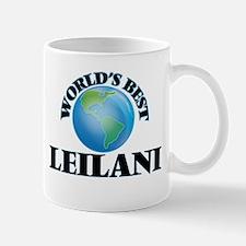 World's Best Leilani Mugs