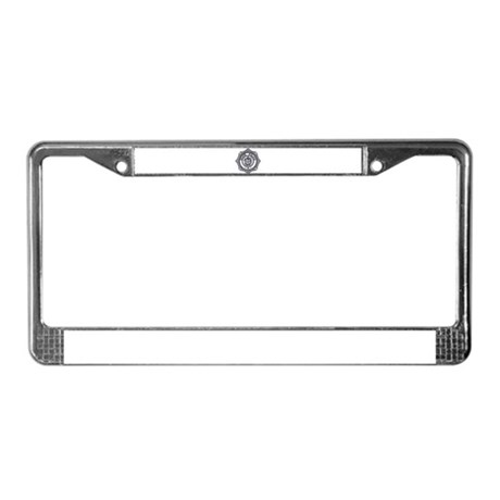 Maine State Police License Plate Frame