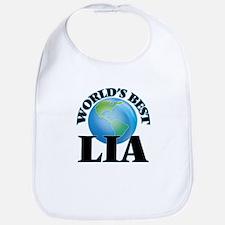 World's Best Lia Bib