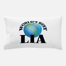 World's Best Lia Pillow Case