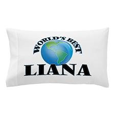 World's Best Liana Pillow Case