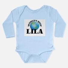 World's Best Lila Body Suit