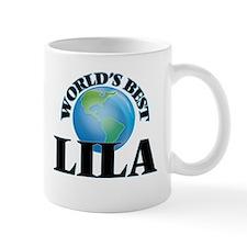 World's Best Lila Mugs