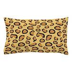 Leopard Spots Animal Skin Pillow Case
