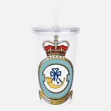 raf_32nd_royal_air_frc Acrylic Double-wall Tumbler