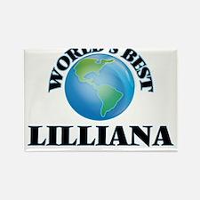 World's Best Lilliana Magnets