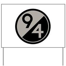 94th Division.png Yard Sign