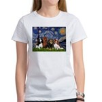 Starry / 4 Cavaliers Women's T-Shirt