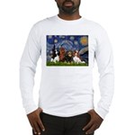 Starry / 4 Cavaliers Long Sleeve T-Shirt