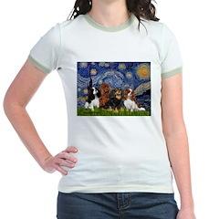 Starry / 4 Cavaliers T