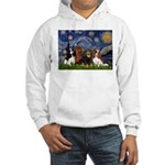 Starry / 4 Cavaliers Hooded Sweatshirt