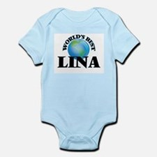 World's Best Lina Body Suit