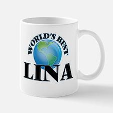 World's Best Lina Mugs