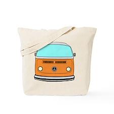 camper van Tote Bag