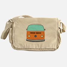 camper van Messenger Bag