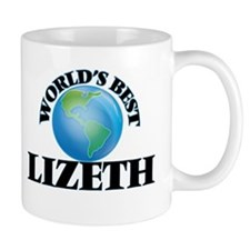World's Best Lizeth Mugs