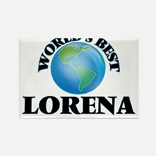 World's Best Lorena Magnets