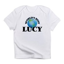 World's Best Lucy Infant T-Shirt