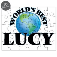 World's Best Lucy Puzzle