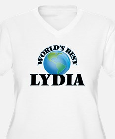World's Best Lydia Plus Size T-Shirt