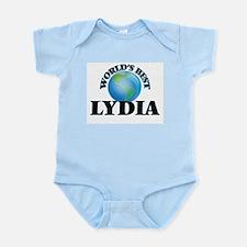 World's Best Lydia Body Suit