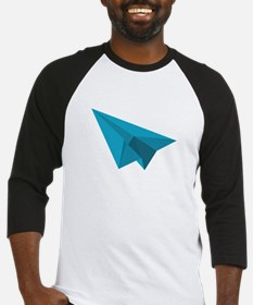 Paper Airplane Baseball Jersey
