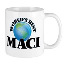 World's Best Maci Mugs