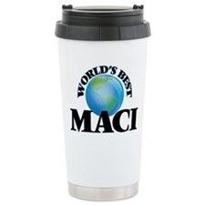 World's Best Maci Travel Mug