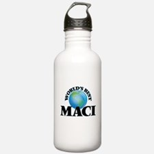 World's Best Maci Water Bottle