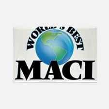 World's Best Maci Magnets