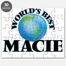 World's Best Macie Puzzle