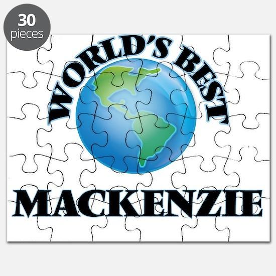 World's Best Mackenzie Puzzle