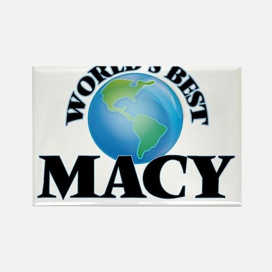 World's Best Macy Magnets