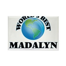 World's Best Madalyn Magnets