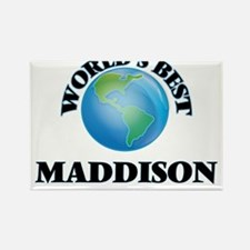 World's Best Maddison Magnets