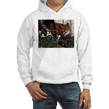 Face to Face Hooded Sweatshirt