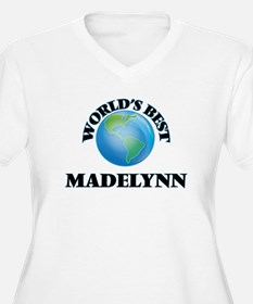 World's Best Madelynn Plus Size T-Shirt