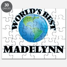 World's Best Madelynn Puzzle